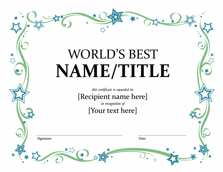 award certificates free templates koni polycode co