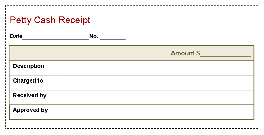 cash receipt template 03 - Free Cash Receipt Template