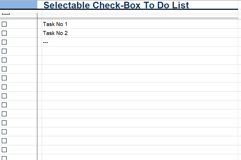 Daily To Do List Template 05