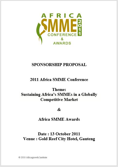 Sponsorship Proposal Template 06