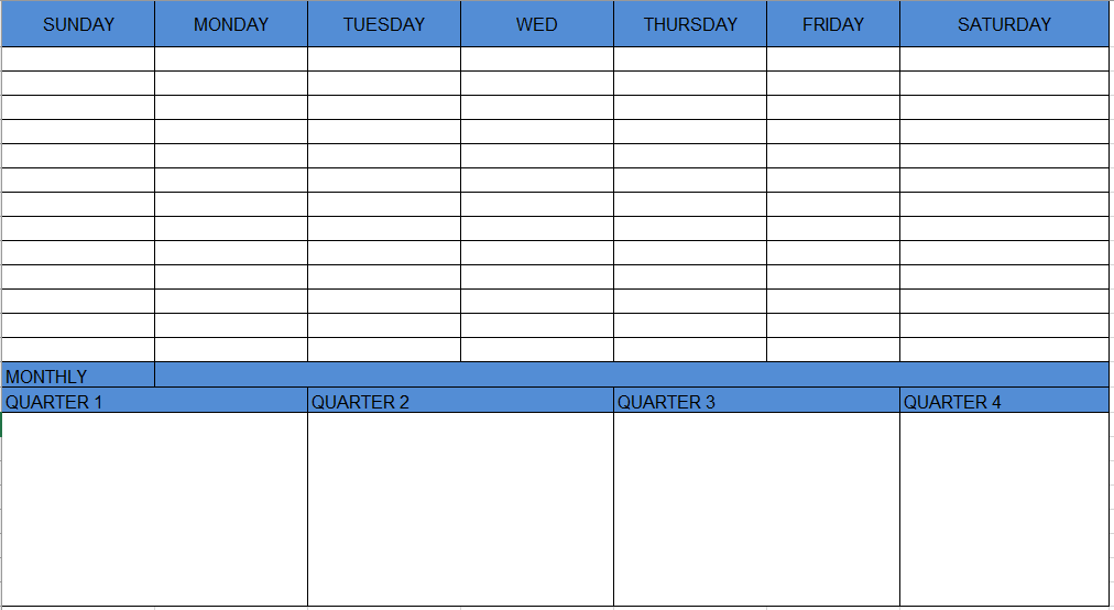 Weekly To Do List Template 05