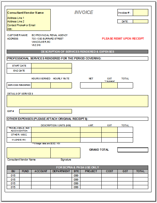 hourly invoice template 08