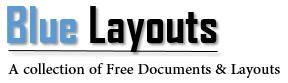 Blue Layouts logo