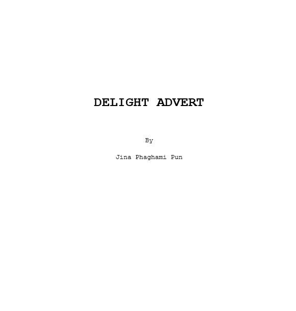 Screenplay Template 16