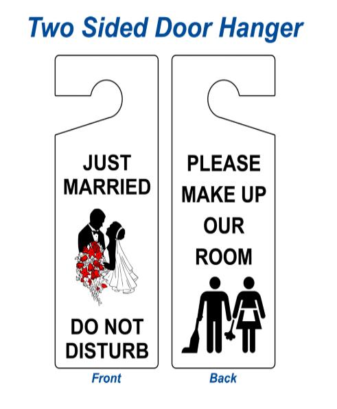 Door Hanger Template 11