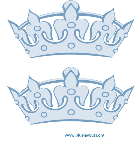 Crown Template 03