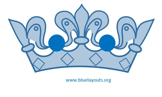 Crown Template 07
