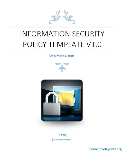 Security Policy 07