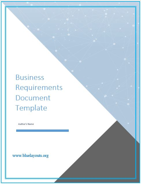 business requirements document template 02