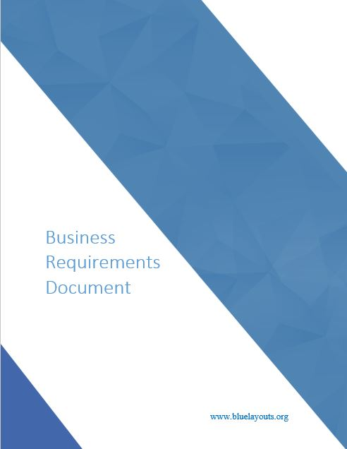 business requirements document template 03