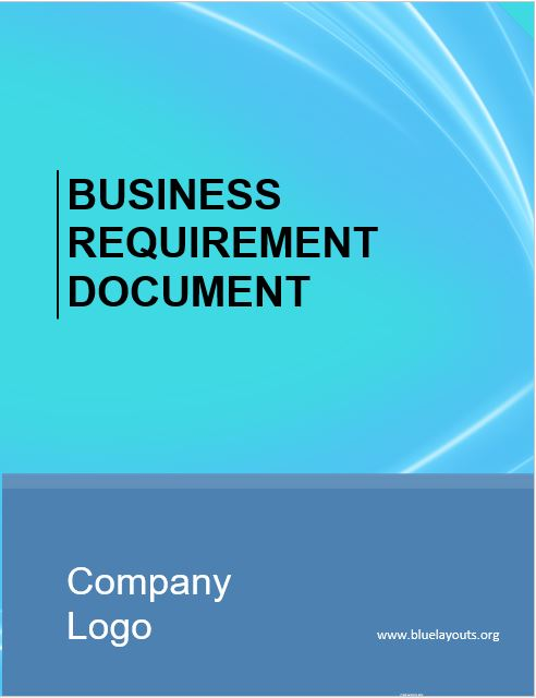 business requirements document template 04