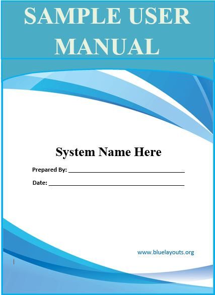 instruction manual template 04