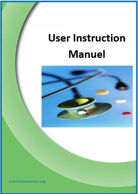 instruction manual template 05