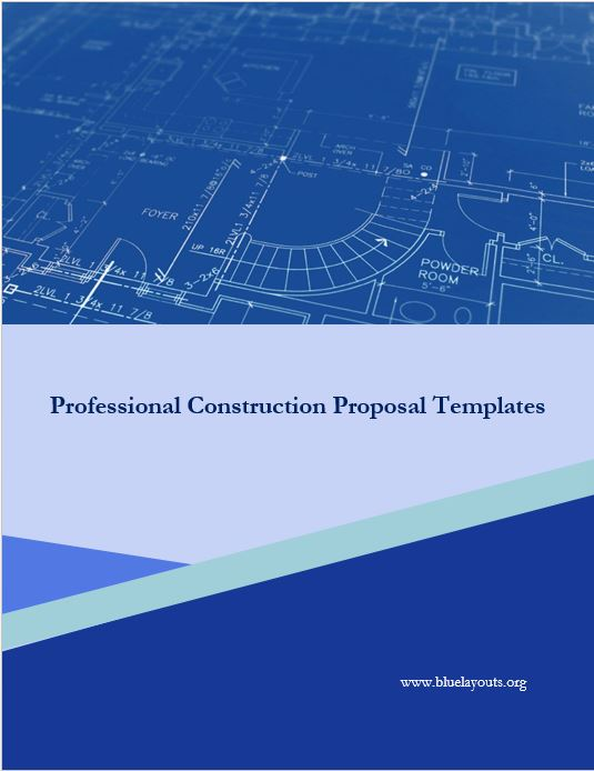 construction proposal template 04