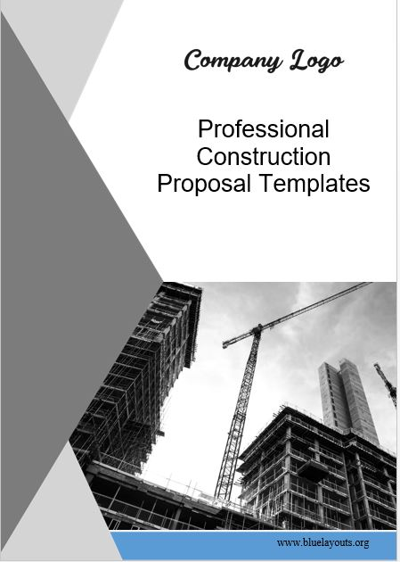 construction proposal template 05