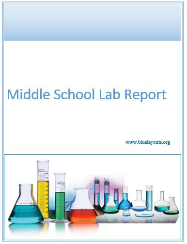 lab report template 0