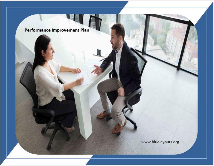 performance improvement plan template 01