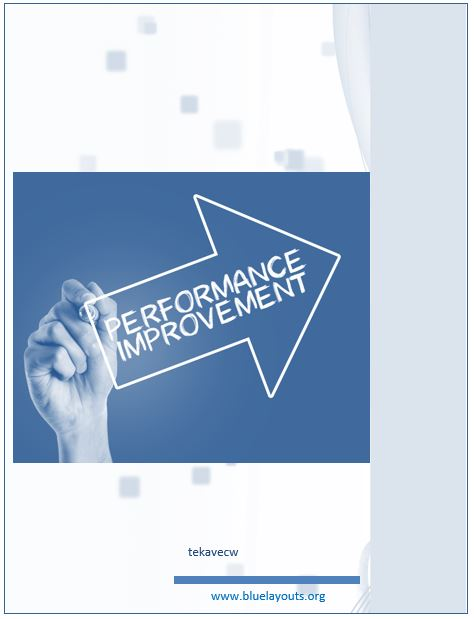 performance improvement plan template 09